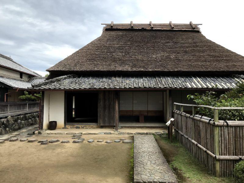 日本の家は美しい