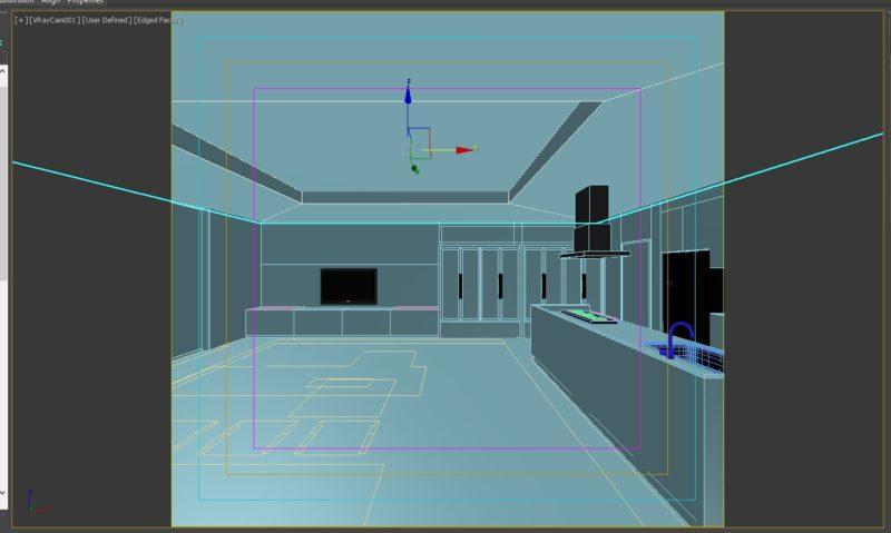 内部のデザイン検討